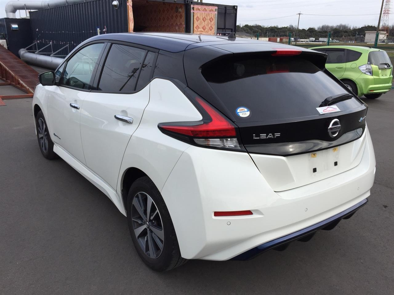 2019 Nissan LEAF 62kWh e-Plus X